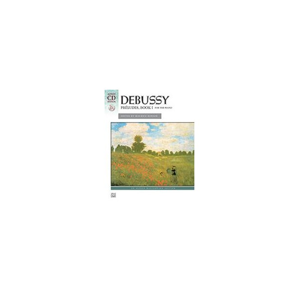 Debussy, Claude - Preludes Book One