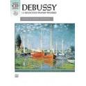 Debussy, Claude - Twelve Selected Piano Works
