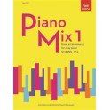Piano Mix Book One (Grades One to Two)