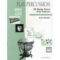 Bartlett, Keith - Play Percussion: 20 Short Solos (Timps)