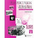 Bartlett, Keith - Play Percussion: 50 Short Pieces (Snare)