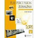 Barrett, Keith - Play (Tuned) Percussion: 50 Short Pieces