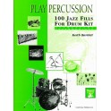 Bartlett, Keith - Play Percussion: 100 Jazz Fills (Drums)