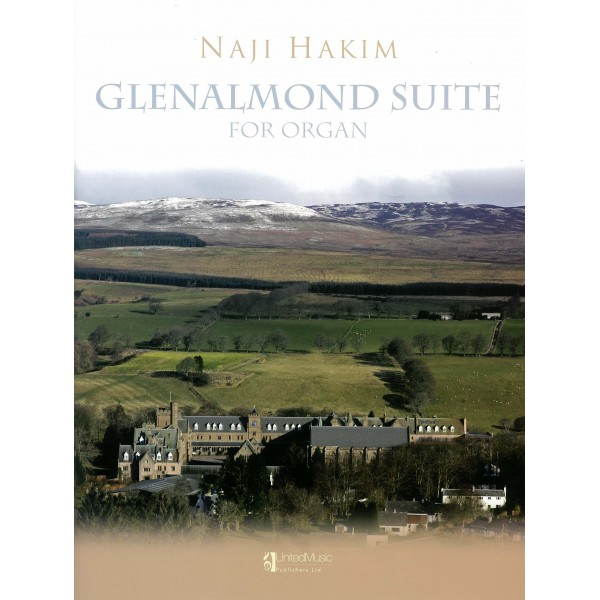 Hakim, Naji - Glenalmond Suite (Organ)