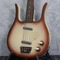 Danelectro '58 Longhorn Copper Burst Electric Bass Guitar