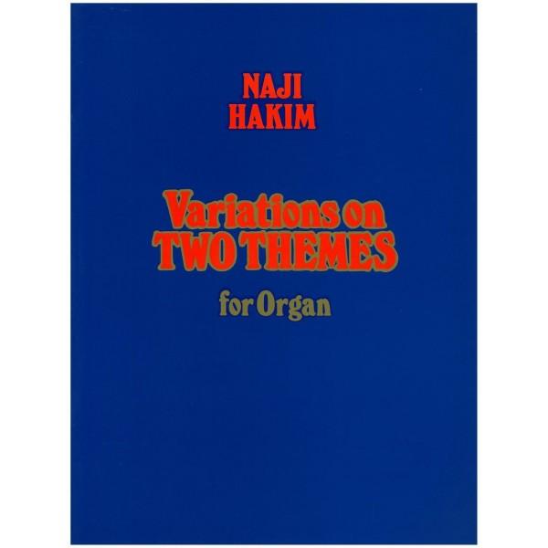 Hakim, Naji - Variations on Two Themes