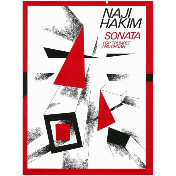 Hakim, Naji - Trumpet Sonata