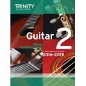 Grade Two Trinity Guitar Exam Pieces (from 2016)