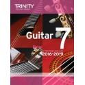 Grade Seven Trinity Guitar Exam Pieces (from 2016)