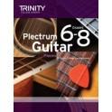 Trinity Plectrum Guitar Exam Pieces Grades 6-8