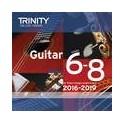 Trinity Guitar Exam Pieces, Grades 6-8 (2016-19)