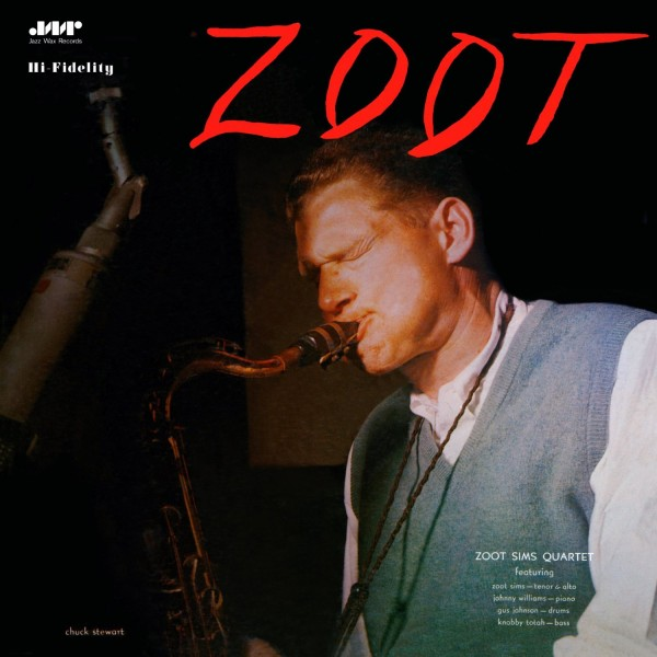 Zoot - Zoot Sims Quartet - Vinyl