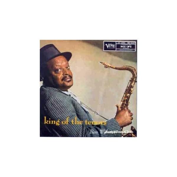 King of the Tenors - Ben Webster - Vinyl