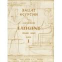 Luigini, Alexandre - Ballet Egyptien (Suite One)