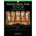 Selected Opera Arias for Tenor
