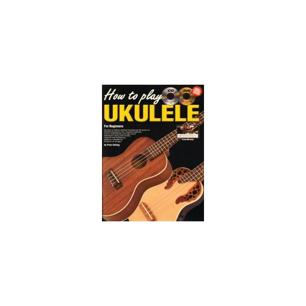 How To Play Ukulele (The Progressive Series)