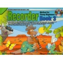 Progressive Recorder Method For Young Beginners - Book Three
