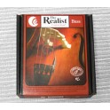 Realist Copperhead Double Bass pickup DBSB1
