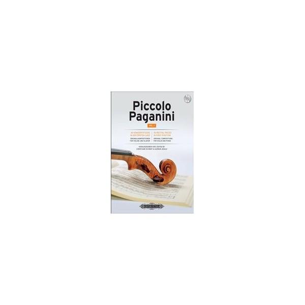 Piccolo Paganini, Volume One