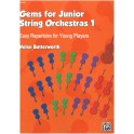 Gems for Junior String Orchestra, Book One