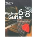 Trinity Plectrum Guitar, Grades 6-8