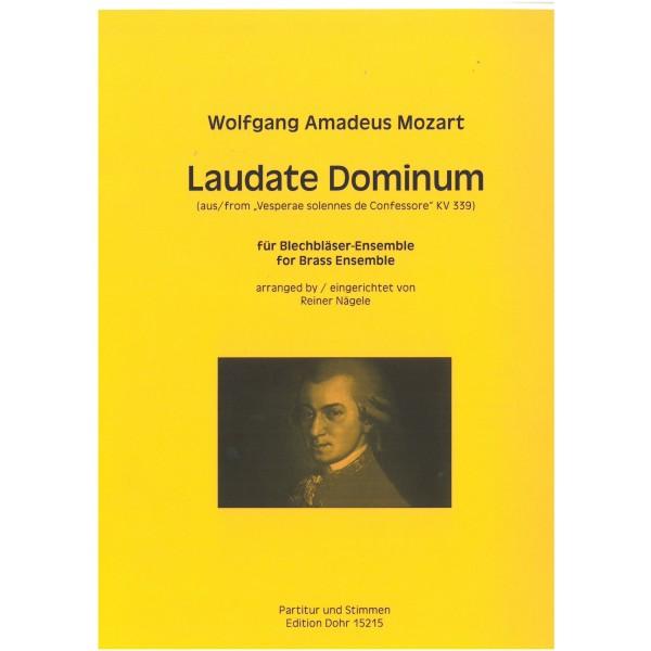 Mozart, W A - Laudate Dominum