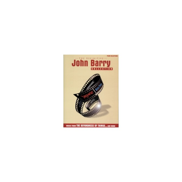 Barry, John - The Definitive Collection