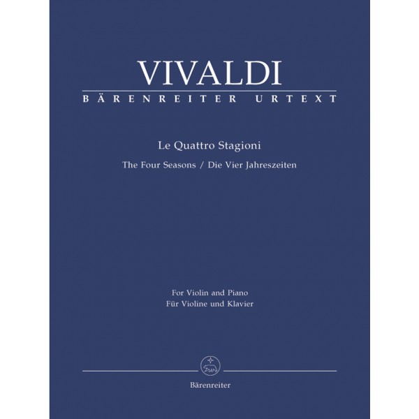 Vivaldi, Antonio - The Four Seasons op. 8/1-4