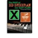 The Best Of Ed Sheeran For Easy Piano - Sheeran, Ed (Artist)