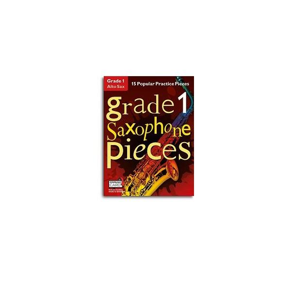 Grade One Alto Saxophone Pieces