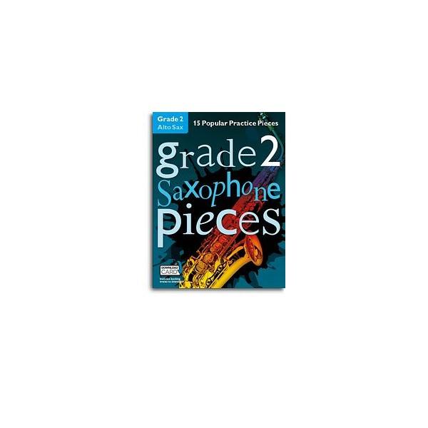 Grade Two Alto Saxophone Pieces