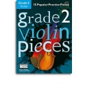 Grade 2 Violin Pieces (Book/Audio Download) - Hussey, Christopher (Arranger)