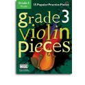 Grade 3 Violin Pieces (Book/Audio Download) - Hussey, Christopher (Composer)