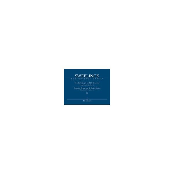 Sweelinck, Jan P - Complete Organ & Keyboard Works Volume II/2