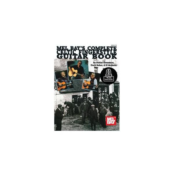 Mel Bays Complete Celtic Fingerstyle Guitar Book
