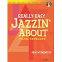 Really Easy Jazzin' About for Piano or Keyboard