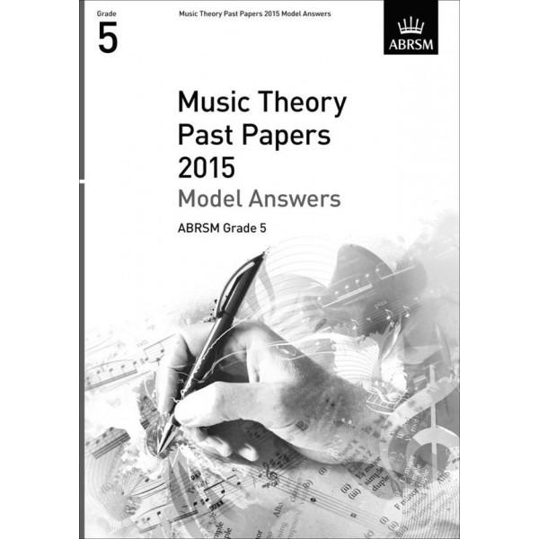 ABRSM Music Theory Model Answers 2015 Grade Five