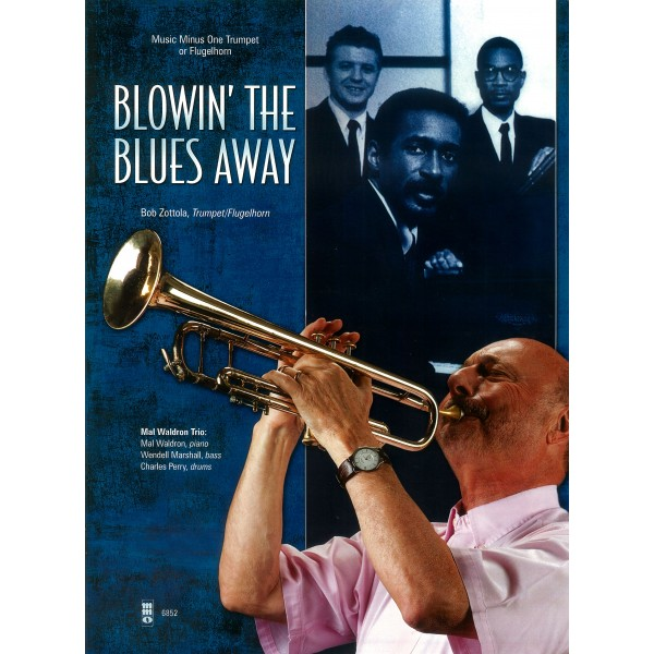 Blowin' The Blues Away - Trumpet Play-a-long Edition - Music Minus One