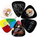 Perri's Queen QN1 6 plectrum pack