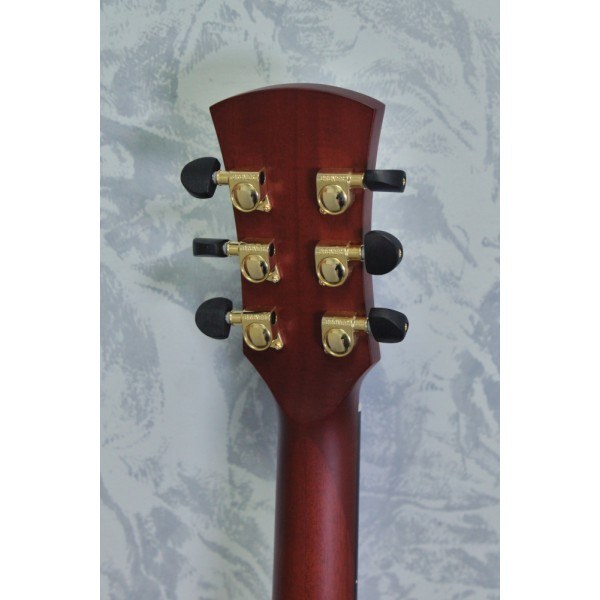 Faith Venus Blood Moon Burst Limited Edition Electro-Acoustic Guitar