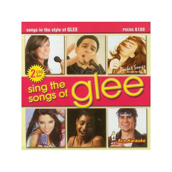 Sing the Songs of Glee - Vol. 1 - Karaoke Backing Tracks