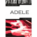 Really Easy Piano: Adele (Updated Edition) - Adele (Artist)