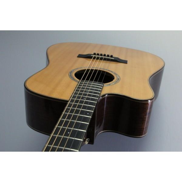 Auden Colton Spruce Fullbody left-handed Electro-acoustic Guitar