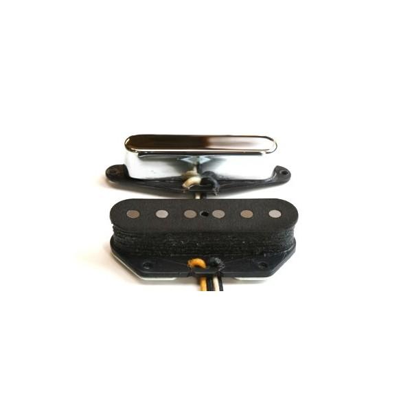 Bare Knuckle Flat '50 pickup set for Telecaster guitars