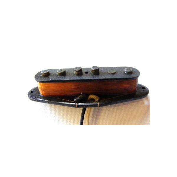 Bare Knuckle '63 Veneer Board pickup set for Stratocaster guitars