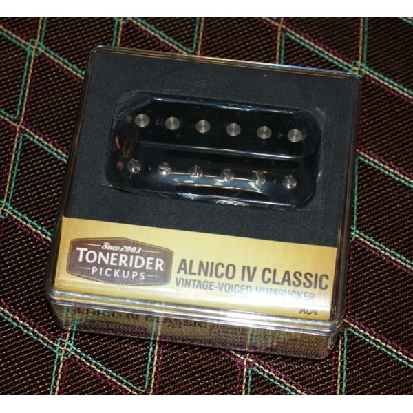 Tonerider AC4 Bridge Pickup open double black