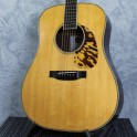 Atkin 'The White Rice' Dreadnought Acoustic Guitar
