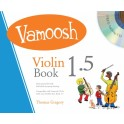 Vamoosh! Violin, Book 1.5