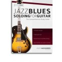 Alexander, Joseph - Jazz Blues Soloing for Guitar