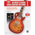 Alfreds Basic Rock Guitar Method, Book One
